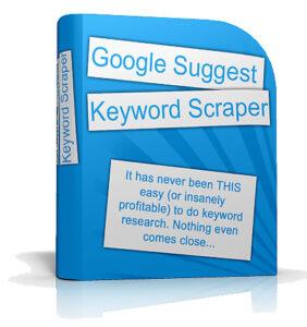 Qué es un keyword scraper